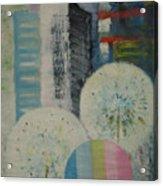 Dream City No.8 Acrylic Print