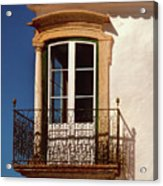 Dream Corner Windows Acrylic Print