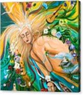 Dream Deep Acrylic Print