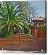 Dream Estate Acrylic Print