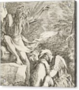 Dream Of Aeneas Acrylic Print