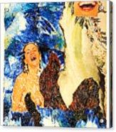 Dream Of The Fisherman's Wife Acrylic Print