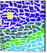 Dream Scape Acrylic Print