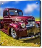 Dream Truck Acrylic Print