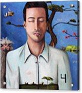 Dream Within A Dream 2 Acrylic Print