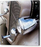 Bugle Blowin' Buick Acrylic Print