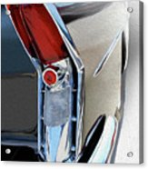 Red Arrow Buick Acrylic Print