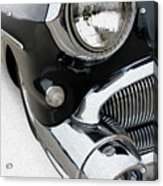 Jet Engine Buick Acrylic Print