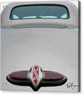 Buick Badge Acrylic Print