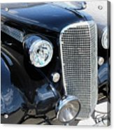 Classy Chassis Acrylic Print