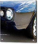 Phantom Camaro Acrylic Print