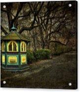 Dreamcatcher Acrylic Print