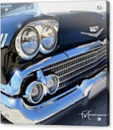 Dream_chevy110 Acrylic Print
