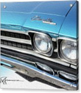 Dream_chevy136 Acrylic Print