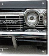 Dream_chevy181 Acrylic Print
