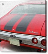 Dream_chevy183 Acrylic Print