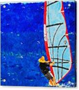 Dreamer Disease IIi Acrylic Print
