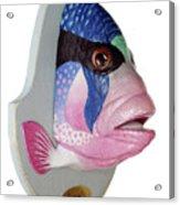 Dreamfish Trophy Acrylic Print by Artem Efimov