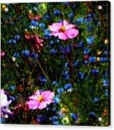 Dreamgarden Acrylic Print