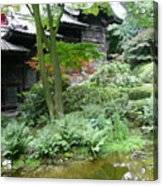Dreaming Of Japan Acrylic Print