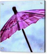 Dreaming Of Rain Acrylic Print