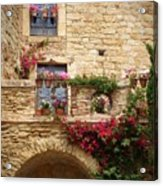 Dreaming Of Spain Acrylic Print