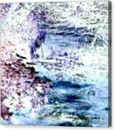 Dreaming River Acrylic Print