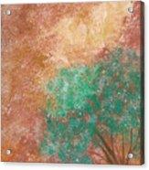 Dreaming Tree Acrylic Print