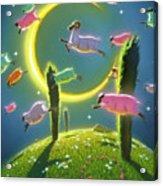 Dreamland II Acrylic Print