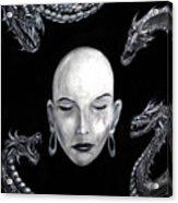 Dreams Of Conspiracy Acrylic Print