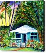 Dreams Of Kauai 2 Acrylic Print