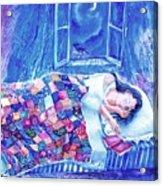 Dreams Of Love  Acrylic Print