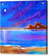 Dreamscape Narragansett Kingdom By The Sea Acrylic Print