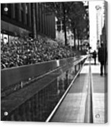 Dreamy Manhattan  Acrylic Print