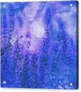 Dreamy Summer Acrylic Print