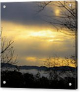 Dreamy Sunrise Acrylic Print