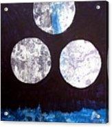 Drei Monde Acrylic Print