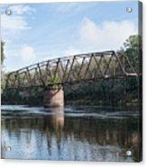 Drew Bridge Acrylic Print