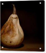 Dried Pear Acrylic Print