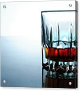 Drink In A Glass Acrylic Print