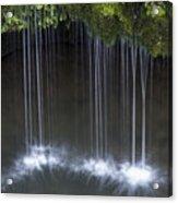 Dripping Springs Acrylic Print