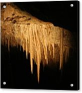 Drips - Cave Acrylic Print
