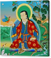 Drokben Khyecung Lotsawa Acrylic Print