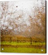 Droplets I Acrylic Print