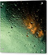 Droplets II Acrylic Print