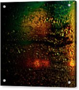 Droplets Xi Acrylic Print