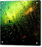 Droplets Xii Acrylic Print