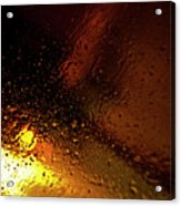 Droplets Xiv Acrylic Print