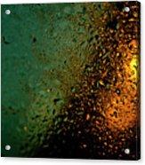 Droplets Xx Acrylic Print