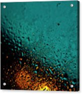 Droplets Xxii Acrylic Print